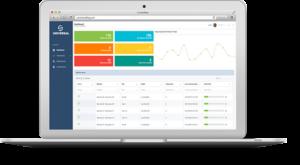 screenshot smart monitoring plattform
